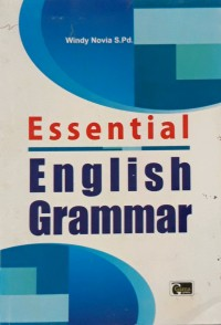 Image of Essential English Grammar