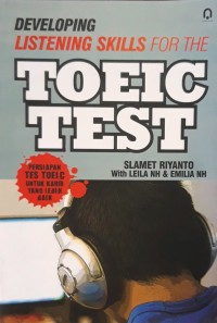 Image of Developing Listening English Skills for Toeic Test