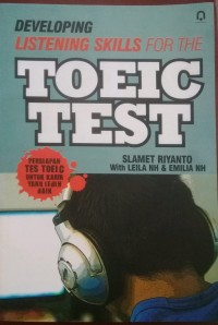 Image of Developing Listening Skills For The TOEIC Test